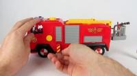 哪里有危险,哪里就有消防员,消防员的最佳运输设备消防车为消防员提供了最优质的服务