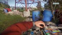 【蛋白Rust生存】崛起日志3:弩箭虐AK!