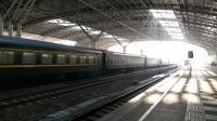 京沪 K528次 广州-南京 上局宁东段HXD3C-0502