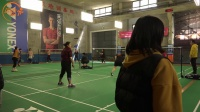 YONEX 霸王花 三八美女节三人团体赛 比赛1