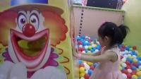 儿童海洋球视频宝宝玩海洋球视频海洋球视频滑梯