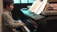 沈文裕演奏考级教程第五级 库劳《D大调小奏鸣曲》第二乐章