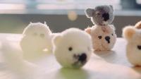 【毛线球动物】一起来愉快的搞毛线吧