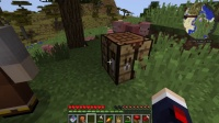 果果解说我的世界 我是村长 村庄盒子 龙骑士第3期