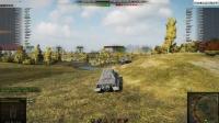 """坦克世界 """"猎虎""""坦克歼击车  玩TD要先找好位置 剩下的就是输出 菜鸟秀"""