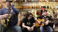 Josh, Nick & Dennis 合奏一曲纯正布鲁斯