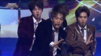 #Kpop现场版# 171229 #EXO# - POWER @ KBS歌谣大祝祭 现场版
