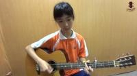 """96陈梓凌 一万次悲伤""""星臣杯""""2017第3届全国吉他弹唱大赛"""