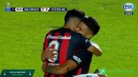 南美杯第一轮首回合阿根廷圣洛伦索1:0米内罗竞技