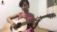 """125吴丽 嘀嗒""""星臣杯""""2017第3届全国吉他弹唱大赛"""