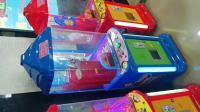 儿童乐园投币游戏机亲子互动游艺机投币棒棒糖糖果机扭蛋机礼品机