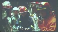 地铁塌方 消防生死救援被掩埋工人