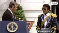 迈克尔杰克逊因为唱了这首歌, 收到了里根总统的接见!