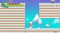 爸爸去哪儿之原版冒险2 小企鹅要乖把路让开《AVINGE小游戏娱乐》