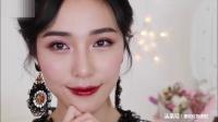 【成都奢妃化妆学校教你化妆】准备一款复古派对妆~