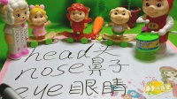 011亲子游戏 喜羊羊与灰太狼PK猪猪侠小猪佩奇玩具游戏