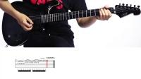 一鸣电吉他教程 - Beyond《岁月无声》间奏