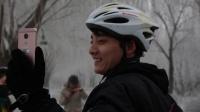 2017跨年骑行 全国数百骑行队伍响应 拥抱蓝天抵制雾霾