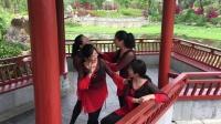 印季舞蹈_户外拍摄_中国风情_江心莲_福州印季古典舞蹈