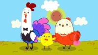 小鸡叫叫和他的朋友们 第三集 第一次看电影