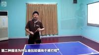 《全民学乒乓直拍篇》第1.3集:直拍横打握法