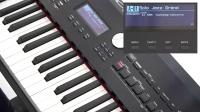 Roland RD-2000快速指南 #02——选择音色切换指令