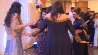 The bride and her bridesmaids dance to Say Na Say Na