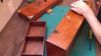 【木工DIY】木制工具箱
