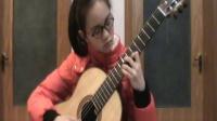 怀化古典吉他 雷吉那尼随想曲19号 欧阳霖11岁