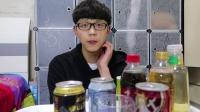 【贤宝宝】=最难喝饮料混合喝=[这都是什么味道!!??]