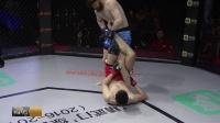精武门对决-孙世宁vs约翰:孙世宁绝地反击脚踝锁制胜