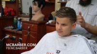 春节儿童发型,儿童美发造型技巧 发泥发蜡发油的使用方法 泊卡施分享