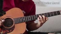 第一期 《Spirit Of Brother Marcel》-张昊焱指弹吉他教程 第三部分 结束