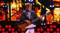 【双语】12岁电吉他手谈论布鲁斯音乐