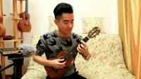 凤凰传奇《最炫民族风》ukulele尤克里里指弹独奏  张SIR