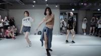 e舞成名 Watch Me Work(1M编舞) 脚谱MV
