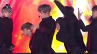 171225 歌谣大战 Wanna One - Burn It Up