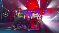 #Kpop现场版# BTS - 血汗泪 #防弹少年团# Jimmy Kimmel Live迷你演唱会
