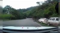 我在中国交通事故合集20180528:每天10分钟车祸实例,助你提高安全意识截了一段小视频
