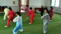 42式太极拳训练4