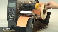 ZT400 耗材自动校准(英语无字幕)