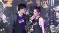上海国际电影节 付辛博颖儿婚后亮相,还上演了一幕甜蜜喂食