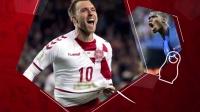 【世界杯英雄传】突尼斯VS英格兰 英格兰队 林加德