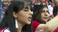 【世界杯佳工厂】场边球迷集锦 西班牙vs伊朗