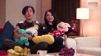 戚薇夫妻俩在节目中上演各种恩爱,李承铉连小朋友的醋都吃