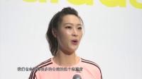 """现场:""""190CP""""小KK惠若琪来沪 分享创意运动"""
