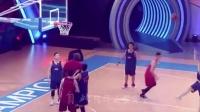 《这!就是灌篮》侯明昊篮球少年热血来袭 酷炫扣杀惊呆众人