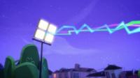 《睡衣小英雄》26 笨笨射线城市肆虐 睡衣小英雄黑夜拯救世界