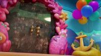 《精灵旅社3:疯狂假期》独家预告 巨犬叮当登船亮相