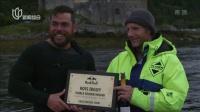 英国:连游74天  极限泳者打破世界海泳纪录 新闻夜线 180815